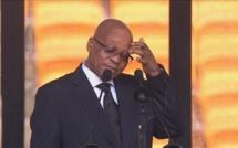 Afrique du Sud: Jacob Zuma présente son programme