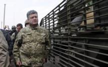 Ukraine: les forces russes en «état d'alerte maximale»