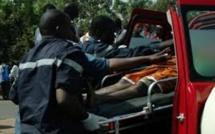 Louga : Un accident de la circulation  fait un  mort et Sept blessés