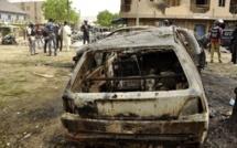 Nigeria: trois soldats meurent dans l'explosion d'une voiture piégée