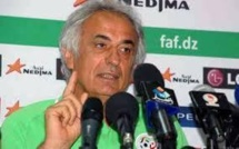 CDM- Algérie : Des pétitions pour le maintien de Vahid Halilhodzic
