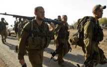 Israël: l'armée envoie des troupes vers Gaza