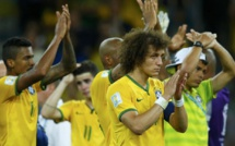 Noyade collective du Brésil face aux Allemands