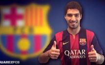 Officiel : Luis Suarez a signé au Barca pour 5 ans