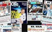 CDM : L'Argentine comme chez elle à Rio