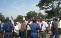 Burundi: la police empêche l'Uprona de tenir une réunion à Bujumbura