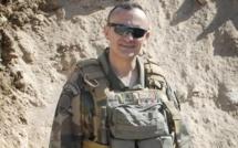 Emotion au 1e REG après la mort de l'adjudant-chef Nikolic au Mali