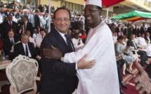 Hollande au Tchad pour installer l'état-major de l'opération Barkhane