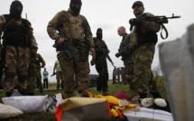 Crash du MH17: une zone de sécurité crée autour du site