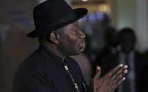 Nigeria: Goodluck Jonathan rencontre les parents des filles enlevées