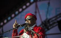 Afrique du Sud: Julius Malema célèbre le premier anniversaire de l'EFF