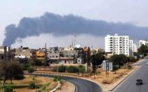 Libye : des pompiers dépassés