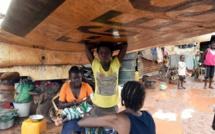 RCA: la saison des pluies aggrave la situation dans le camp de Mpoko