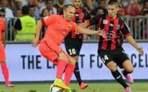 Amical : Nice tient tête au Barca (1-1)
