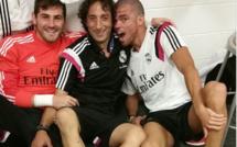 Photo : Quand Pepe imite la morsure de Suarez…