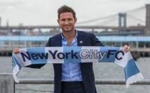 Officiel : Franck Lampard prêté à Manchester City