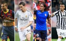 Mercato : Di Maria, Falcao, Alves… ces feuilletons qui animeront le mois d'août
