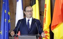 Irak, Gaza: la droite critique l'inaction de François Hollande