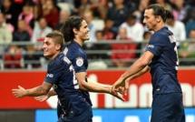 Ligue1-1ère Journée-Reims-Psg (2-2) : Zlatan voit double mais Paris ne gagne pas