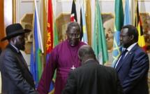 Soudan du Sud: menaces de sanctions de l'ONU contre Kiir et Machar