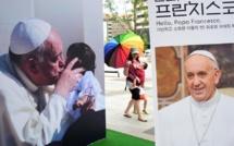 Corée du Sud: le pape François à la rencontre des jeunes