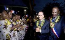 A Mayotte, un discours de Hollande positif, malgré les difficultés