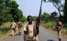 En Centrafrique, combats entre Séléka