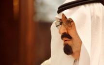 Le roi d'Arabie saoudite évoque des risques d'attentats en Occident
