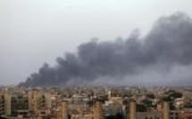 Libye: violents combats autour de l'aéroport de Benghazi