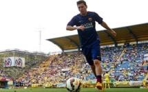 Barca : Messi s'entraine à part