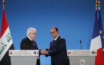François Hollande: «pas de temps à perdre face à l'EI»