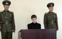 En Corée du Nord, un jeune Américain condamné à six ans de camp