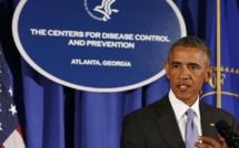 Ebola: Barack Obama appelle la communauté internationale à «agir vite»