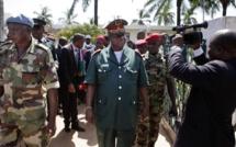 Guinée-Bissau: le chef des armées limogé