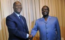 Côte d'Ivoire: Konan Bédié apporte son soutien à Alassane Ouattara