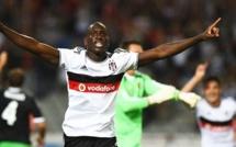 Europa League : Demba Ba ouvre son compteur but