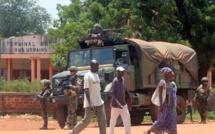 RCA: retour au calme précaire à Bangui après la mort d'un casque bleu