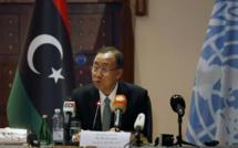 Libye: Ban Ki-moon en visite surprise demande une reprise du dialogue