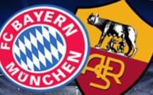 Ligue des champions : Roma-Bayern en vedette, Barcelone doit réagir