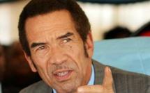 Botswana : le président Khama réélu