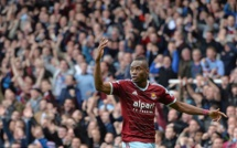 West Ham : Un «contrat amélioré»  à l'étude pour Diafra Sakho
