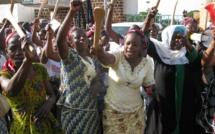 Burkina: les femmes dans la rue contre la révision de la Constitution