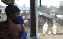 Liberia: dans l'hôpital St Joseph à Monrovia, vide pour cause d'Ebola