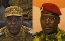 En direct: deux militaires burkinabè disent «assumer» la transition