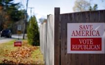 Elections de mi-mandat: un vote aux allures de référendum pour Obama