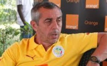 Egypte- Sénégal - Alain Giresse: «On est en face d'une équipe qui a pour objectif de gagner»
