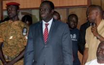 Burkina Faso: Michel Kafando officiellement au pouvoir