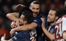 Ligue 1- 14e journée : Paris prend le pouvoir