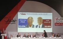 Présidentielle en Tunisie: duel Essebsi-Marzouki au second tour