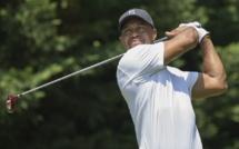 Golf: Tiger Woods se classe dernier pour son retour en compétition